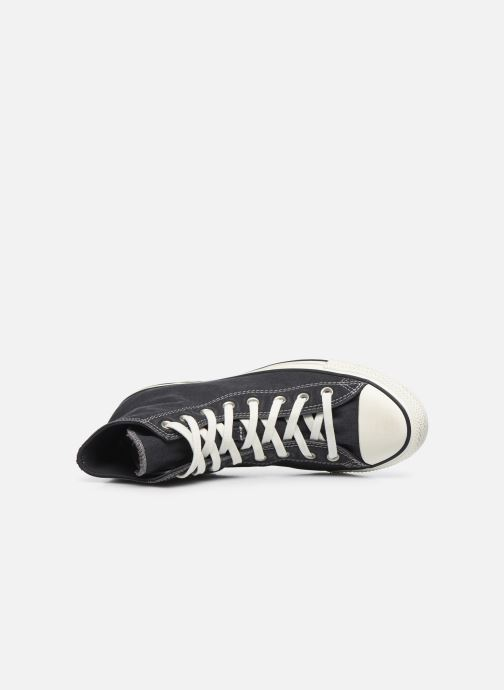 Sneakers Converse Chuck Taylor All Star Self Expression Hi Nero immagine sinistra